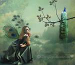 Peacock Dreams by sammykaye1