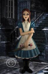 Alice Revisited by sammykaye1
