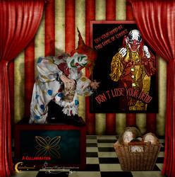 Chance the Clown by sammykaye1