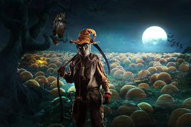Scary Halloween by sammykaye1