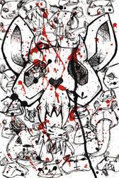 The attack of the Skanda goons by xXxGatoxXx
