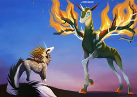 Firestorm: Chapter 4 by golden-marrow