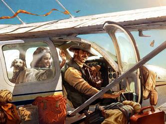Cessna by TamasGaspar