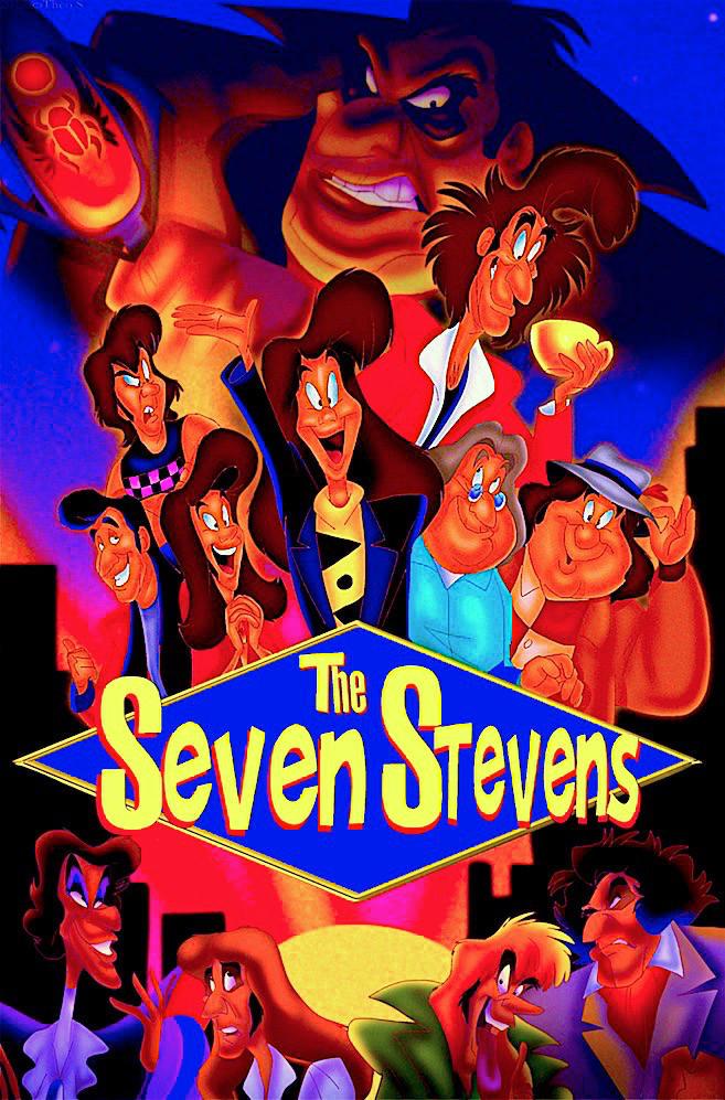 The Seven Stevens by Kosperry