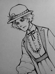Suffragette by Shizza66