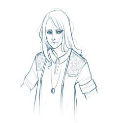 sketch by Shizza66