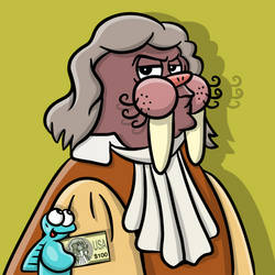Ben Franklin Day by markbredius