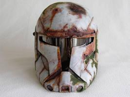 Recovered RC Helmet Star Wars by hidek0021
