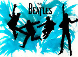 The Beatles by cici1000
