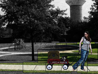 Park Stroll by Zurh