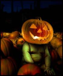 Pumpkin Child by Zurh