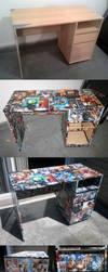 Iron Man Desk Project by iyamikinoko