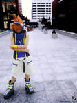 Neku - The World Ends With You by twinklee