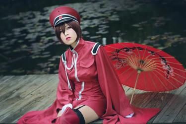 Vocaloid Senbonzakura: Meiko 02 by twinklee