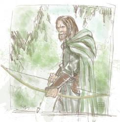 robin hood by xilrion