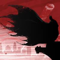 batman by xilrion