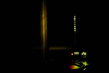 Tech by night by n0i2