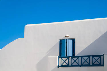 Traditional house in Antiparos, Greece by n0i2