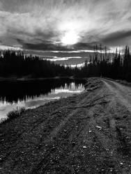 Light Over Long Lake by Ben754