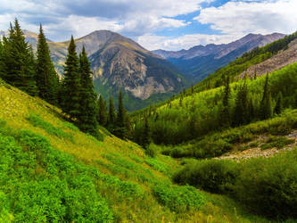 Hiking in Colorado by Ben754