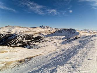 A Beautiful Ski Day! by Ben754