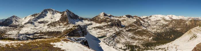 Scarp Ridge Oh-Be-Joyful Basin by Ben754