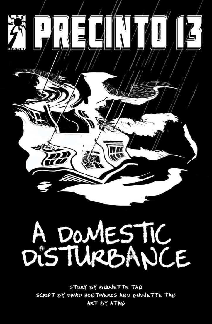 a domestic disturbance by Budjette