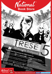 Trese Book Signing by Budjette