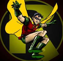 Robin the Boy Wonder by RamonVillalobos
