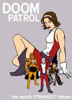 Doom Patrol by RamonVillalobos