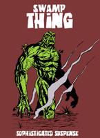 Swamp Thing by RamonVillalobos