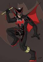 Batman 2.0... Not really. by RamonVillalobos