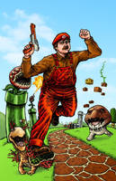 It's me, Mario by RamonVillalobos