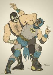 Dark Knight Rises by RamonVillalobos