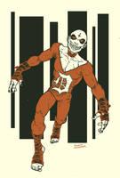 Deadman by RamonVillalobos