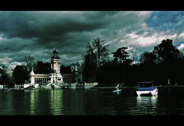 Spain Rain by Anarkysth
