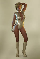 Gold Fever Iray by member9