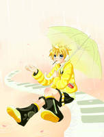 Kagamine Len by mars8546