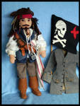 Jack Sparrow by DarkDollArt