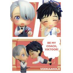 Be My Coach viktor! by VodkaaKola