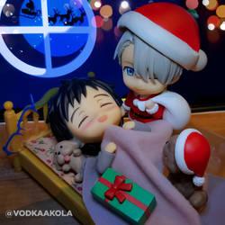 Santa Is Coming tonight by VodkaaKola