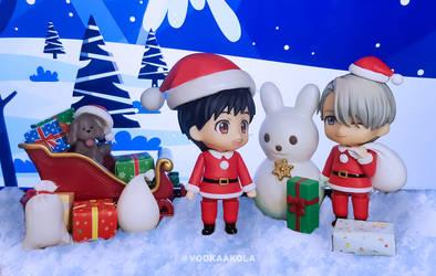 Christmas is near by VodkaaKola