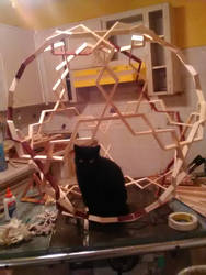 Cat Approved Geometric Sculpture by RNDmodels