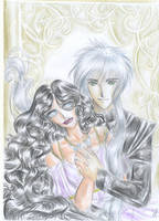 the gods of cristal and dark by lorenpb