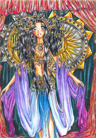 Hanif - painted by lorenpb