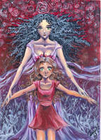 Liriann and Lenna by lorenpb