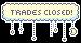Tiny Stellar Status Icon/Stamp - Trades Closed by Dreaming-Mushroom