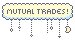 Tiny Stellar Status Icon/Stamp - Mutual Trades by Dreaming-Mushroom