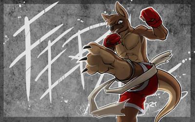 Roo Kick by ShadowRoo