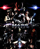 Mass Effect Cover by GeekTruth64